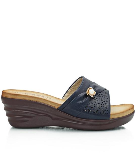 THATS IT Wedge - Navy