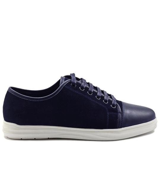 FORMALES Genuine Leather Sneakers