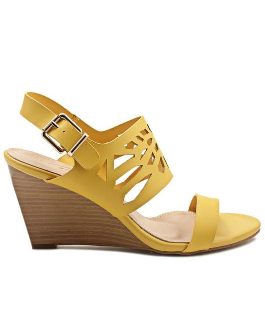 Gino Paoli Wedge - Yellow