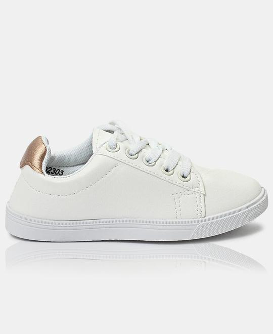 Naughty-Kids-Girls-Sneakers-White