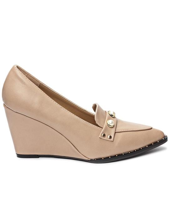 SEDUCTION Wedge - Beige
