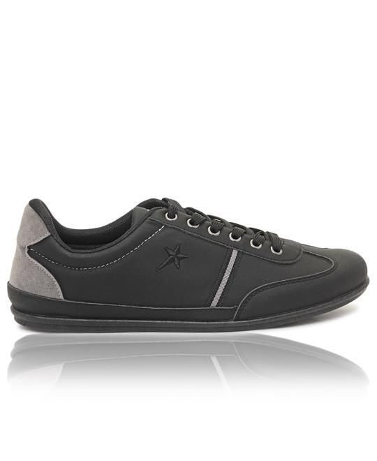 SOVIET Mens Carter Sneakers - Black