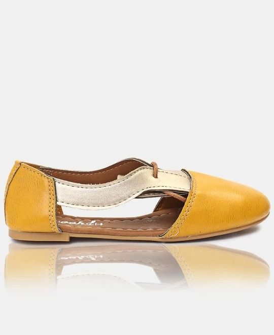 Smoohch-Girls-Boyfriend-Shoe-Mustard