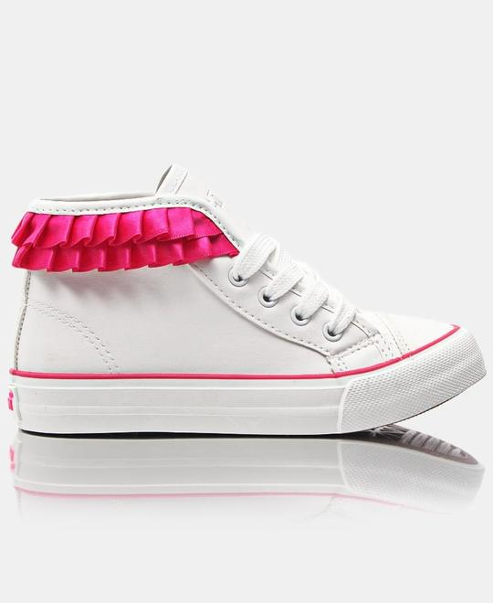 TOMTOM-Girls-Sneakers-White