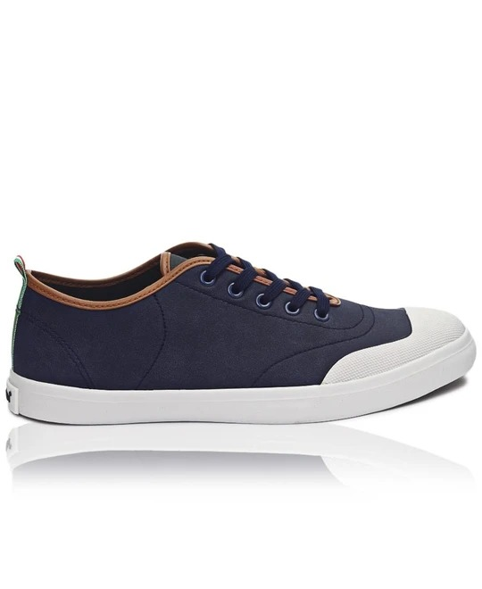 TOMTOM Mens Edge Young Sneakers - Navy