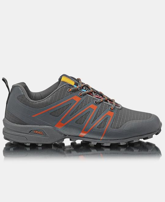 TOMTOM Mens Trail Sneakers - Grey