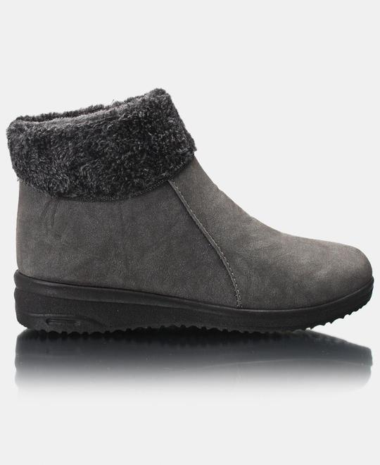 URBAN KULTURE Ankle Boots - Grey