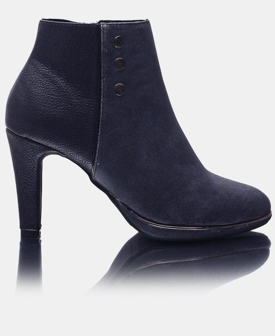 URBAN STYLE Ankle Boots - Navy