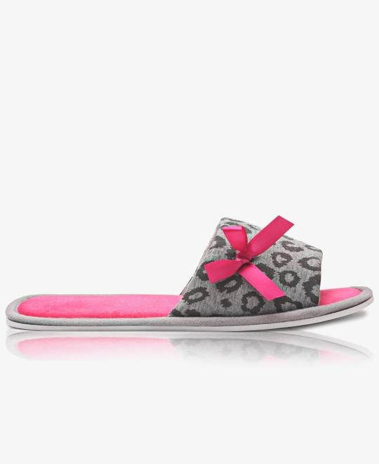 URBAN STYLE Bedroom Slippers - Fuschia