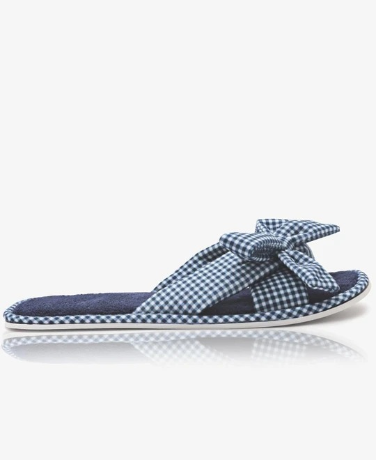 URBAN STYLE Bedroom Slippers - Navy