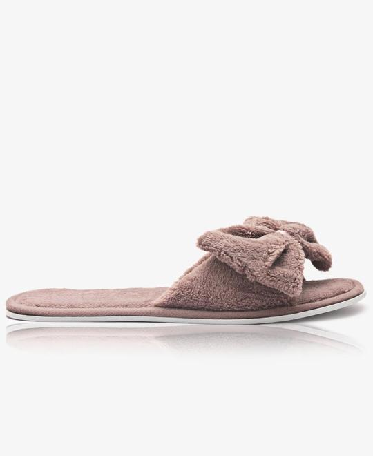 URBAN STYLE Bedroom Slippers - Taupe
