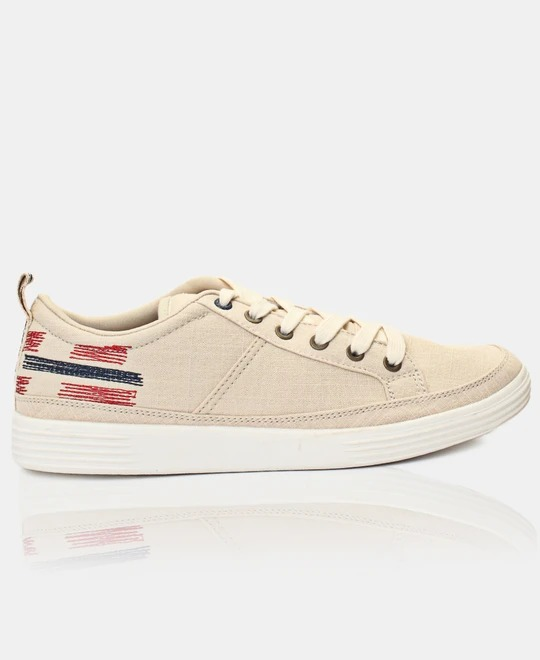 URBAN STYLE Mens Casual Sneakers - Beige