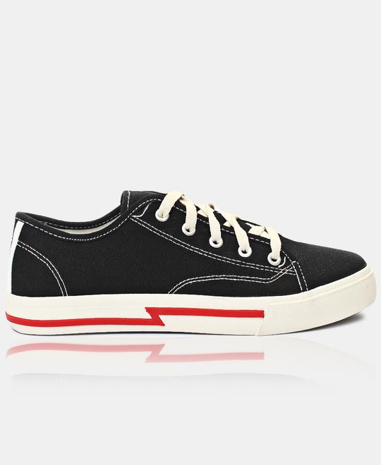 URBAN STYLE Mens Casual Sneakers - Black