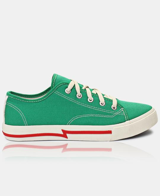 URBAN STYLE Mens Casual Sneakers - Green