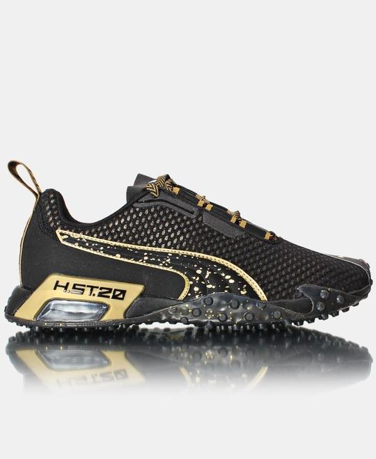 PUMA H.S.T.20 Ladies Sneaker - Black-Gold