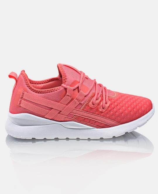 TOMTOM Ladies Casual Sneakers - Coral