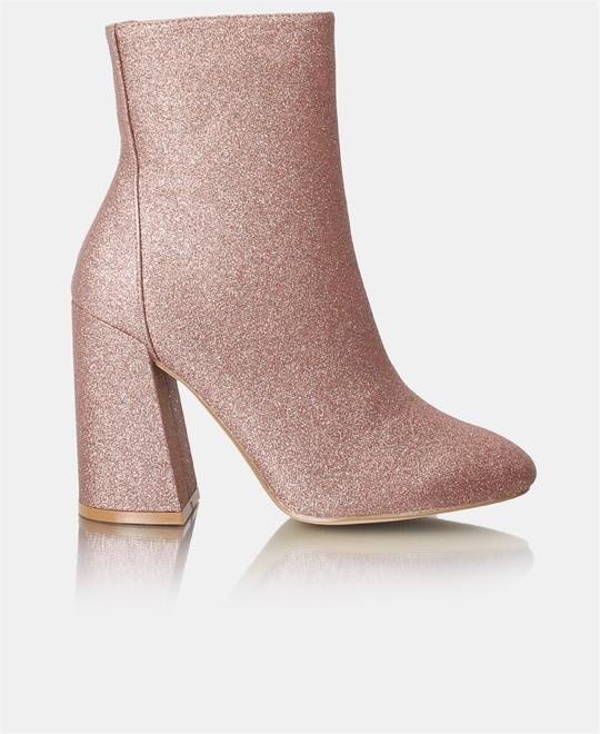 URBAN STYLE Ankle Boots - Pink