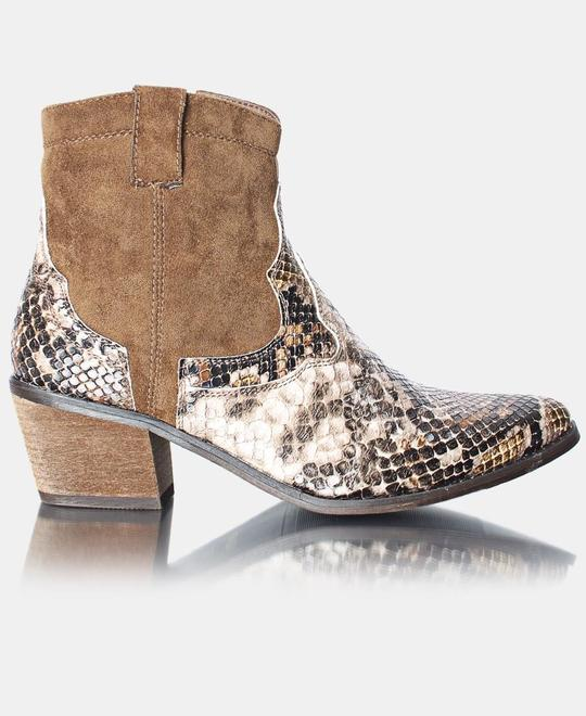 URBAN STYLE Ankle Boots - Taupe
