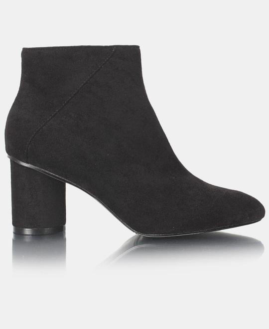URBAN-STYLE-Ladies-Ankle-Boot-Black
